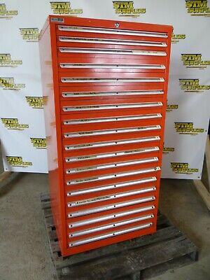 Lista Deluxe Heavy Duty 19 Drawer Storage Cabinet