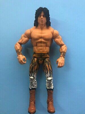 Jimmy Superfly Snuka Elite Legends Series 2 Action Figure WWE WWF WCW Mattel