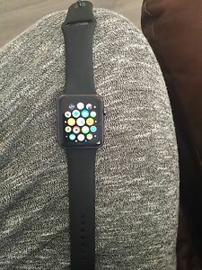 42 MM Space Grey Apple Watch