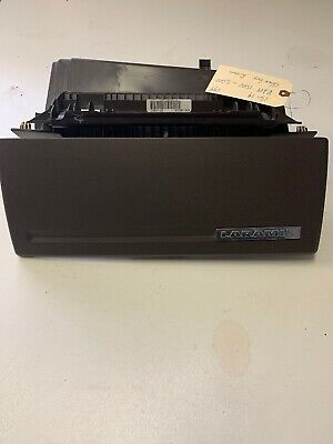 2013-2018 RAM 1500 2500 3500 Laramie Upper Dash Glove Box Door Brown.