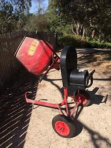 Electric cement mixcer Nairne Mount Barker Area Preview