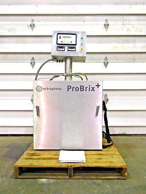 Rx-4203 Orbisphere 3624 Probix Co2 Analyzer. 32109b.a. 115 Vac. 5060 Hz.