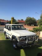 1989 Toyota landcruiser  60 series GXL wagon Kingsley Joondalup Area Preview