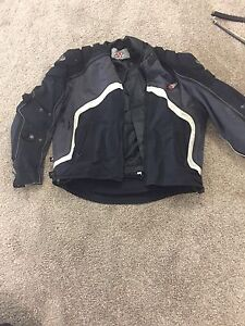 Men's large motorcycle Joe Rocket jacket