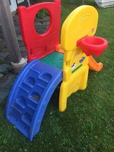 Step 2 Slide
