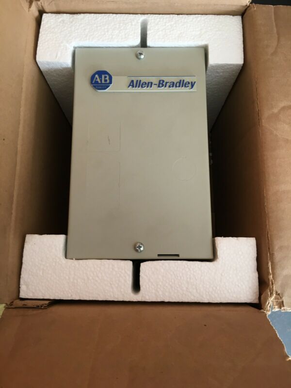 ALLEN BRADLEY 198E-BA966 Rockwell Automation Type 1 Metal Enclosure NEW