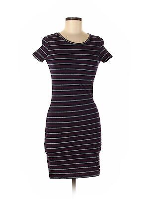 NWT Superdry Women Blue Casual Dress 4