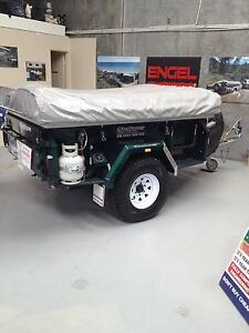 Challenge Outback Deluxe off road 12ft tent Canning Vale Canning Area Preview