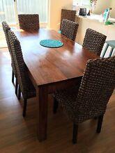 Dining Suite Baldivis Rockingham Area Preview