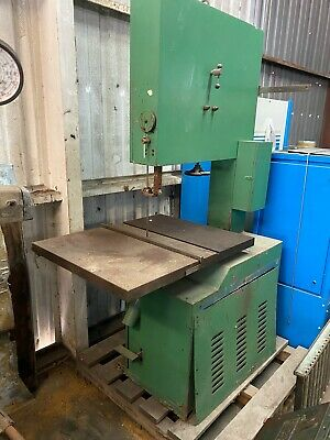 Jet Wbs-28-3 Wood Cutting Vertical Bandsaw Band Saw 220440 3 Ph