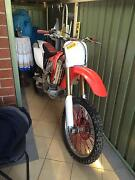 04 CRF450 Macleod Banyule Area Preview