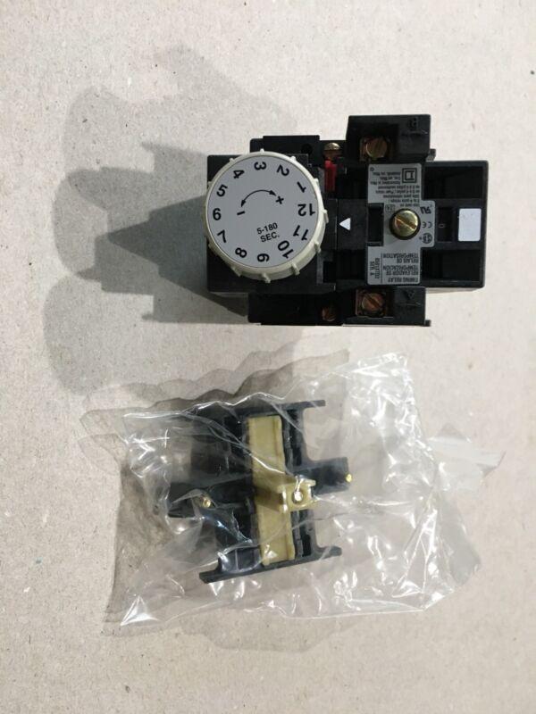 SQUARE D 8501XTD2 TIMER