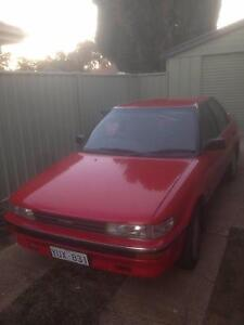 1991 Toyota Corolla Hatchback Latham Belconnen Area Preview