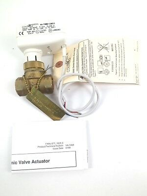 Used Johnson Controls Vg5240cc7450g0 Valve Actuator