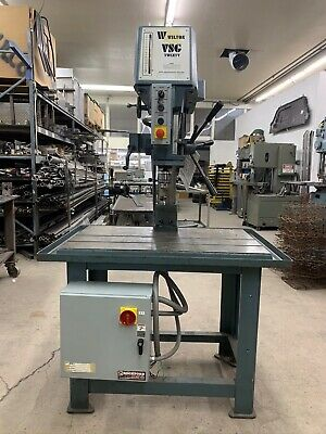 Wilton Vsg 20 Heavy Duty Drill Press