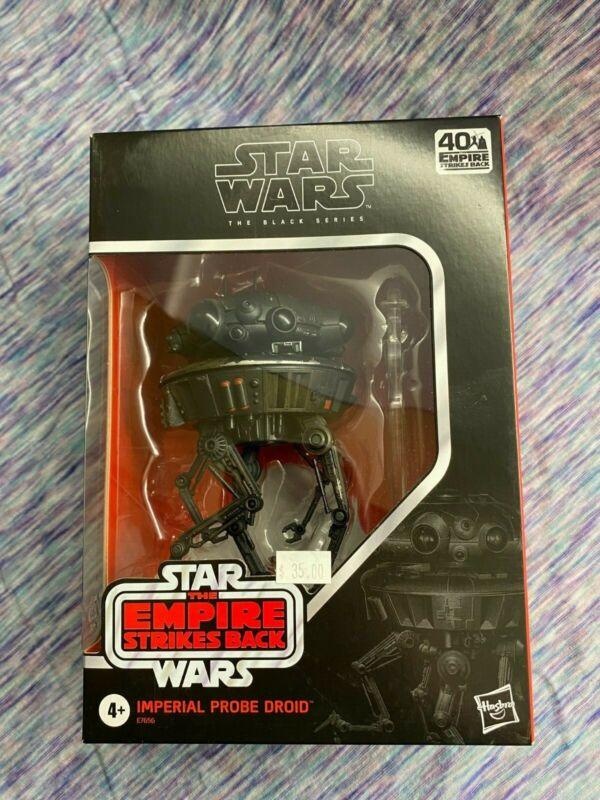 Star Wars Black Series 6 inch 40th ESB Anniversary Imperial Probe Droid