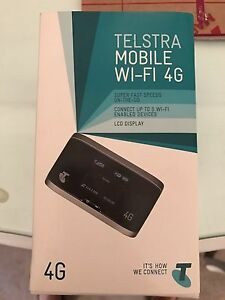 how to connect telstra 4g wifi