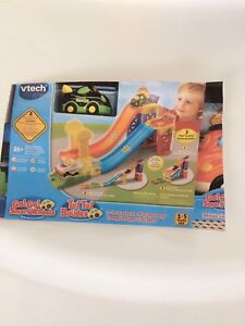 Vtech GoGo Smart Wheels 3 in 1 launch and play raceway