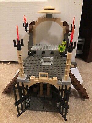 Lego Star Wars Episode IV-VI Jabba's Palace (4480) w/ Manual