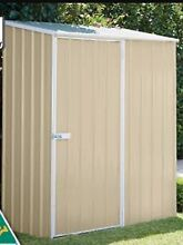BRAND NEW STEEL (CREAM) SHED STILL IN BOX!! Templestowe Manningham Area Preview