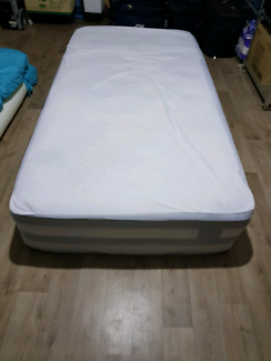 KING SINGLE Mattress with Latex Euro Top