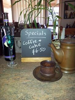 Counter Table Chalkboard Blackboard Restaurant Cafe Bakery Coffee