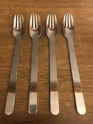 Georg Jensen Louise Campbell Dinner Fork Set Of 4
