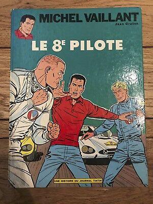 MICHEL VAILLANT LE 8E PILOTE