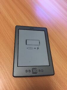 Amazon kindle 4th gen d01100 2gb wifi 6 inch graphic screen Stirling Stirling Area Preview