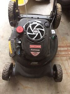 Craftman 7.5hp Lawn Mower