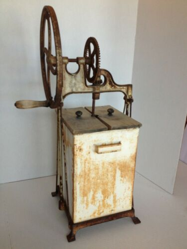 Collectible Antique Dazey Butter Churn Patent Metal/Wood Great Home Decor Piece