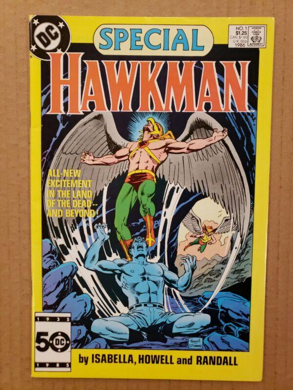 Hawkman Special #1 DC 1986 VF/NM