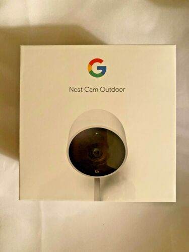 Google Nest Cam Outdoor Security Camera ~ NEW, IN-THE-BOX! ~