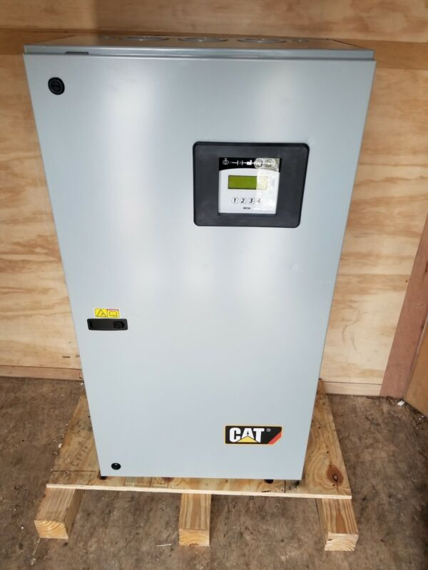 New CAT CTG series 3 phase 225a Automatic Transfer Switch