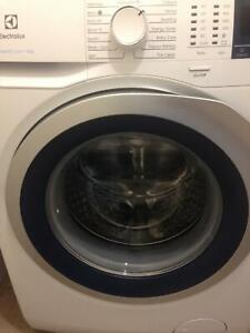 Front loader washing machine Electrolux