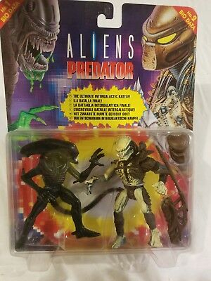 Rare Vintage 1994 Kenner Aliens Vs Predator Action Figure 2 Pack Ultimate Battle for sale  Shipping to India