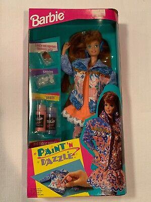 Barbie Paint 'N Dazzle Doll No. 10057 NRFB