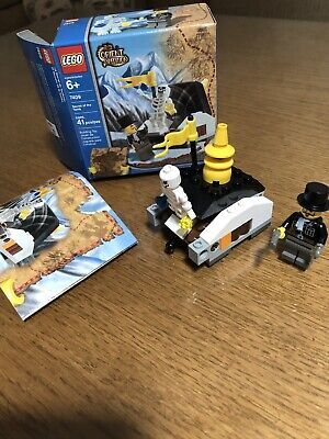 Lego #7409 Orient Expedition Secret of the Tomb -100% Complete