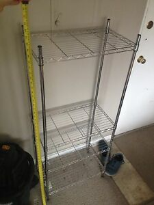"54"" wire shelf $30"