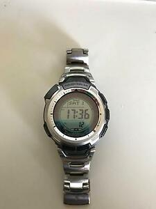 """Casio Men's PAW1300T-7V """"Pathfinder"""" Resin Watch Franklin Gungahlin Area Preview"""