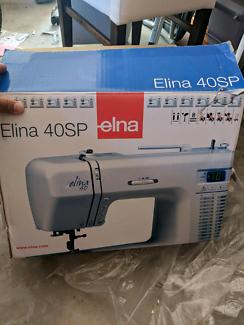 elina 40sp sewing machine