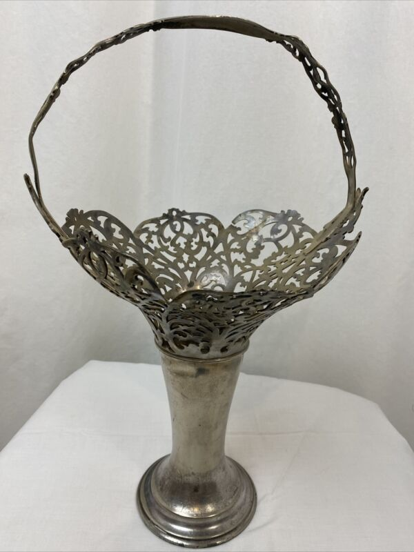 Antique Forbes Silver Plate Company Bride