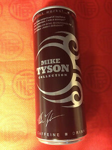 MIKE TYSON - BLACK ENERGY CAN - 250ml EMPTY (BLACK) - POLAND 2014 - <span itemprop='availableAtOrFrom'>Gdynia, Polska</span> - MIKE TYSON - BLACK ENERGY CAN - 250ml EMPTY (BLACK) - POLAND 2014 - Gdynia, Polska