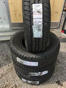 FUZION 265/70/R16 BRAND NEW SET OF 4 ALL SEASON TIRES