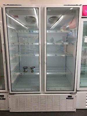 Masterbilt 2 Door Freezer