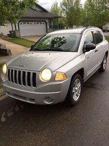 2008 Jeep Compass north