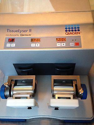 50 Off Qiagen Tissuelyser Ii 2 Retsch Mm400 Mixer Mill Grinder Lo Use Adapters