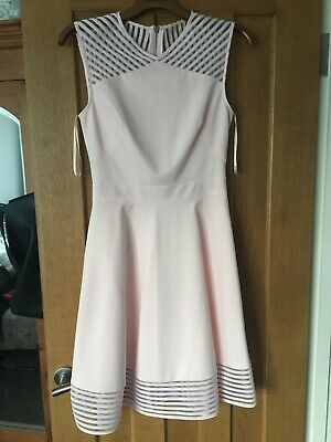 Ted Baker Pink Midi Dress