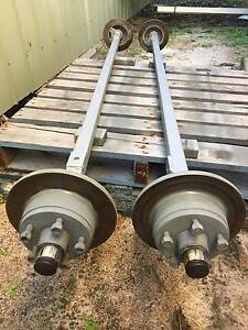 Trailer axles Bongaree Caboolture Area Preview