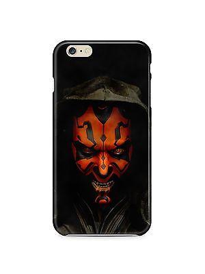 Star Wars Sith Darth Maul Iphone 4s 5 6 7 8 X XS Max XR 11 Pro Plus Case ip1